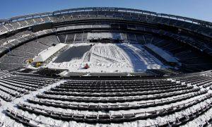 La cancha del MetLife Stadium no será problema en el Súper Bowl