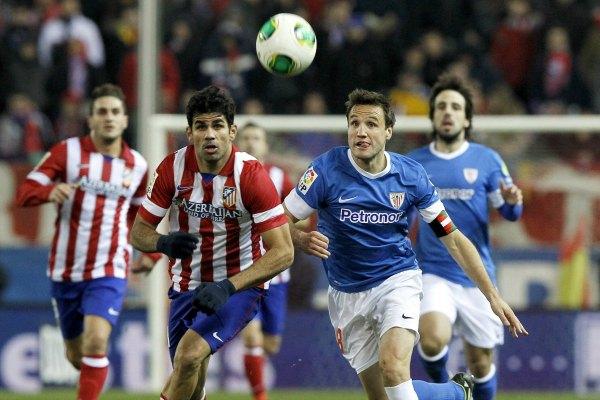 Atleti vence 1-0 al Bilbao en la Copa del Rey (Video)