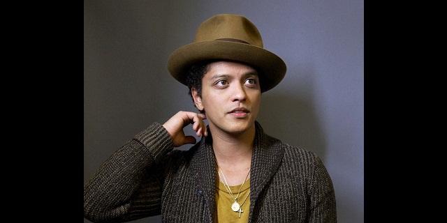 Bruno Mars ya no quiere componer para otros