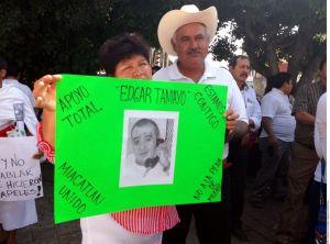 Familia de Tamayo pide a México que no tome represalias