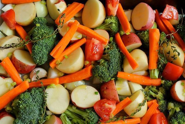 Una dieta balanceada es importante para la salud física.