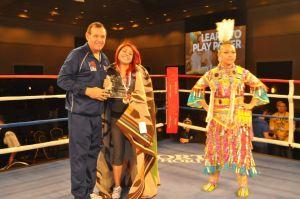 Marlen Esparza impone récord nacional y domina el boxeo femenil amateur