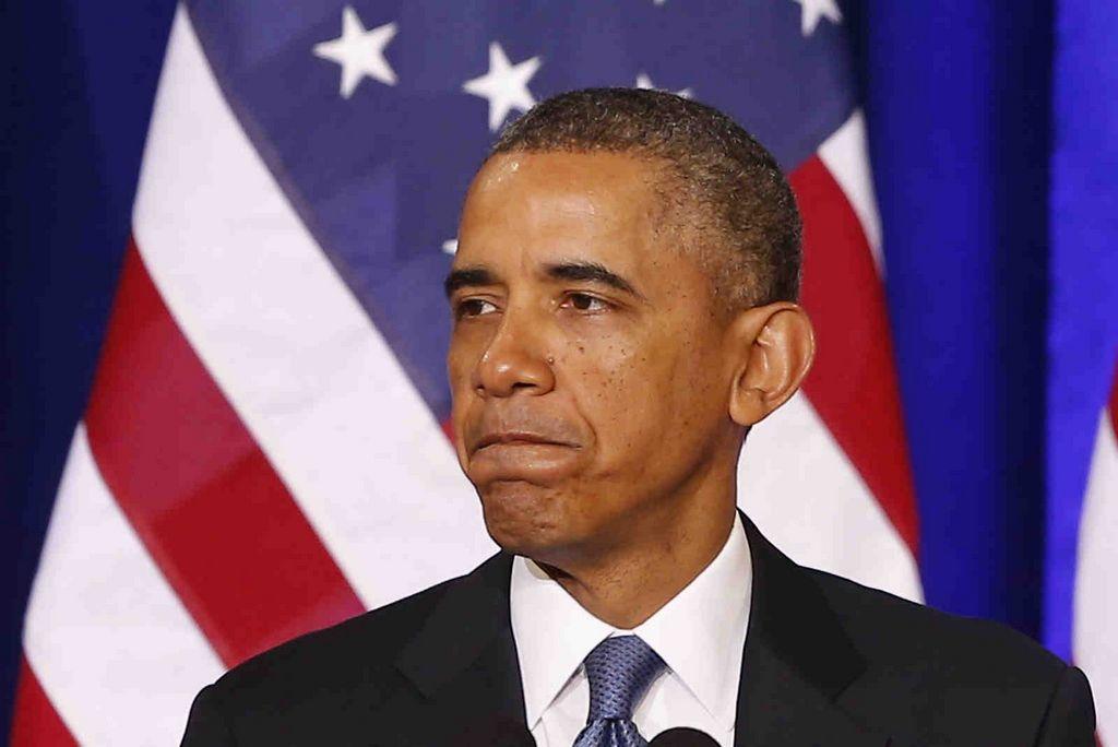 Presidente Obama no logró concretar su agenda en el 2013