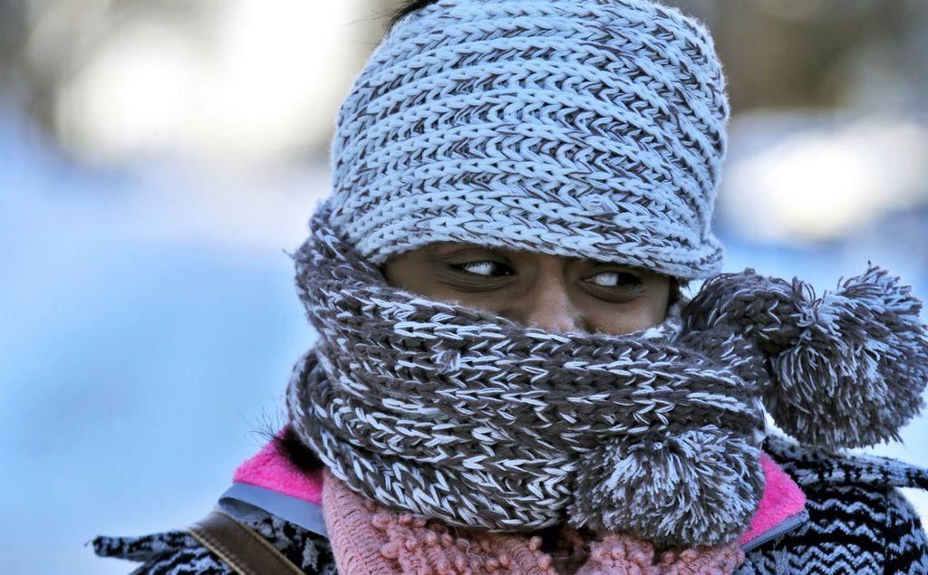 Frío brutal vuelve a golpear el Centro-Norte de EEUU