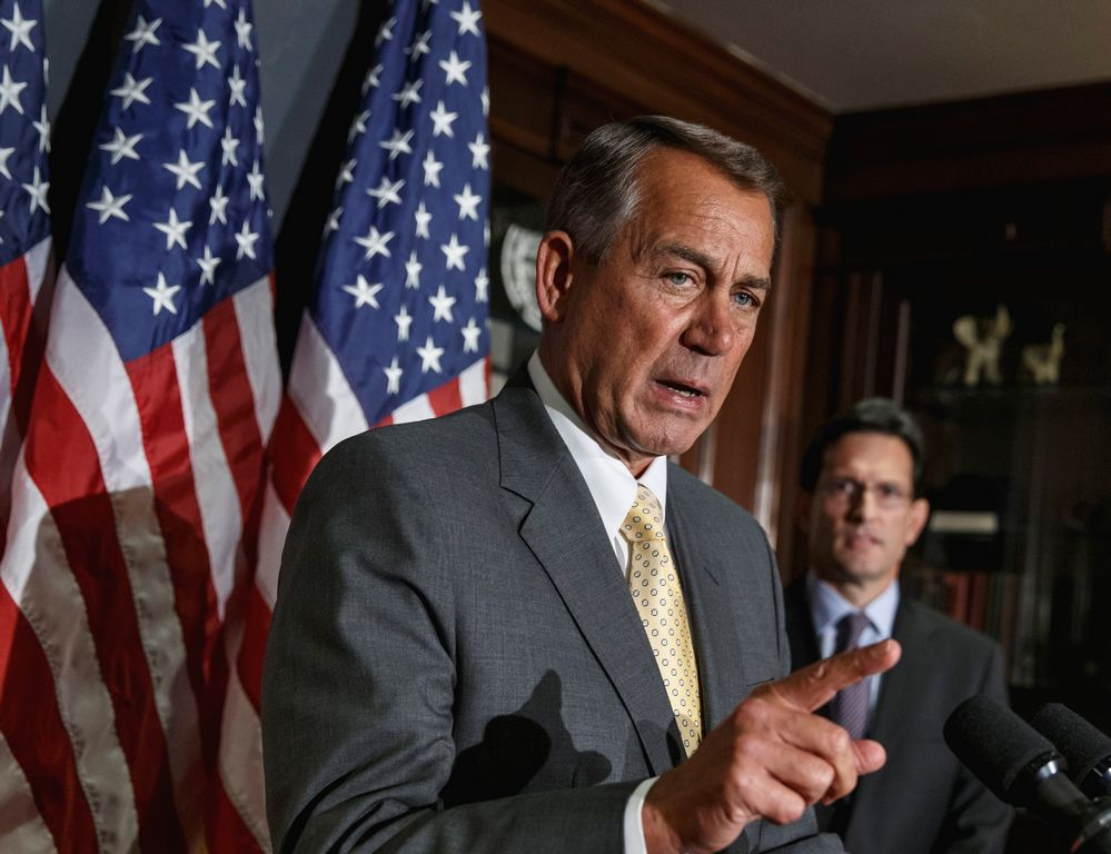 """Republicanos realizan """"cónclave"""" sobre inmigración"""