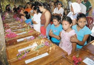 """Se """"pierden"""" los informes de matanzas de El Salvador"""