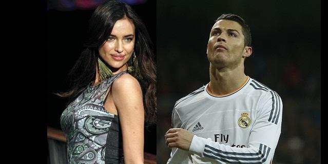 """Irina Shayk no tiene tiempo para """"echar pasión"""" con Cristiano Ronaldo"""