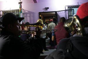 Velan a Edgar Tamayo en su pueblo natal en México
