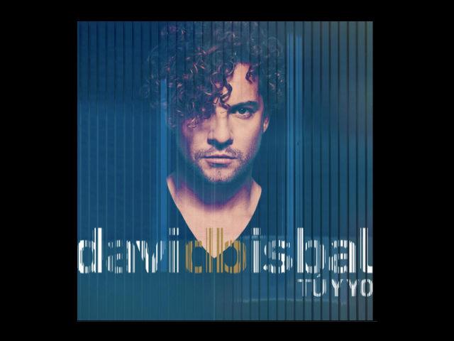 David Bisbal revela la portada de su nuevo disco