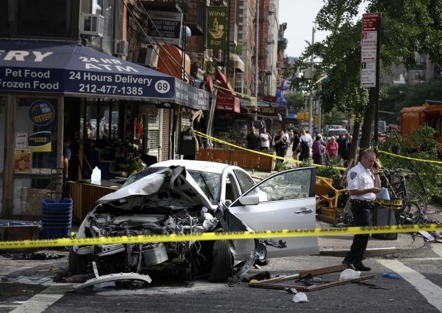 Buscan frenar muertes por accidentes viales en NYC