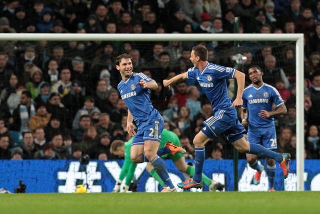 El Chelsea sorprende a ManCity
