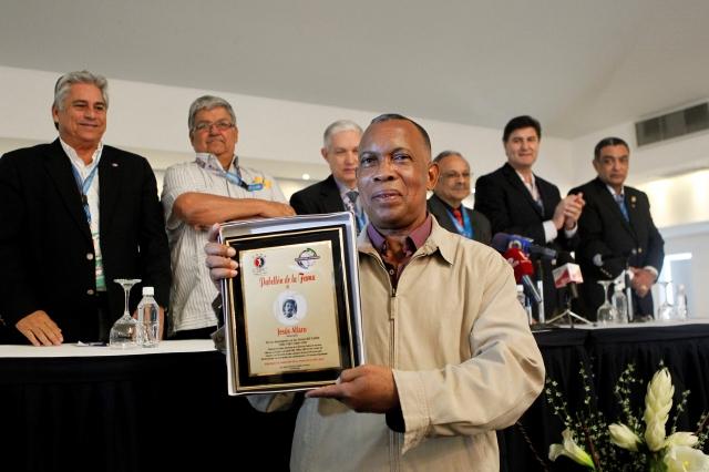 Tres venezolanos  al Salón de la Fama del Caribe