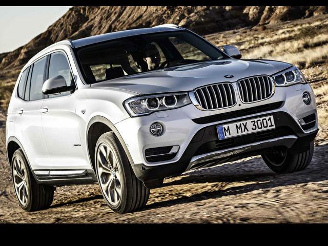BMW actualiza el X3