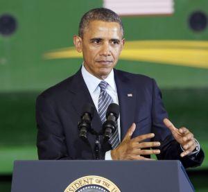 Actuará Obama solo si le fuera necesario