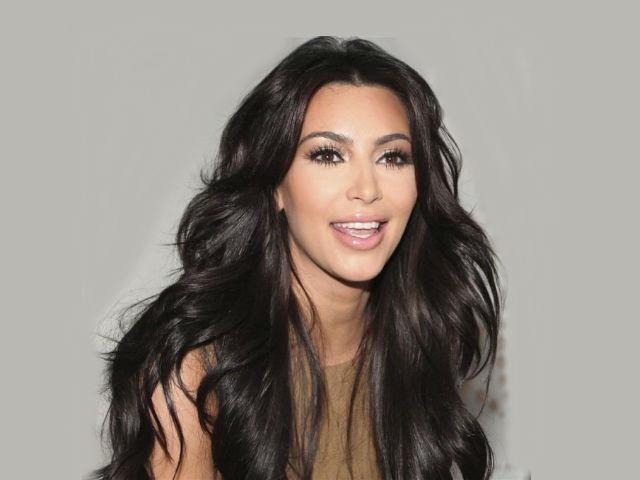 Kim Kardashian quiere que Lady Gaga y Fergie canten en su boda