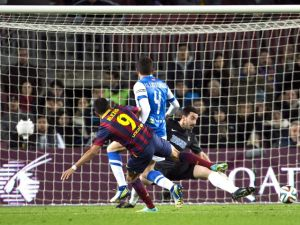 Barcelona busca sentenciar su pase a la final de la Copa del Rey