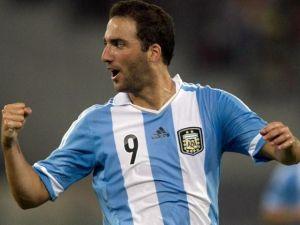 El sueño de Gonzalo Higuaín