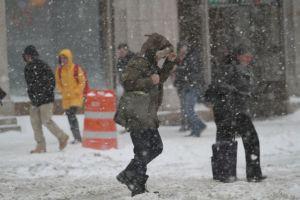 ¿Pausa en la nieve en NYC? No este fin de semana