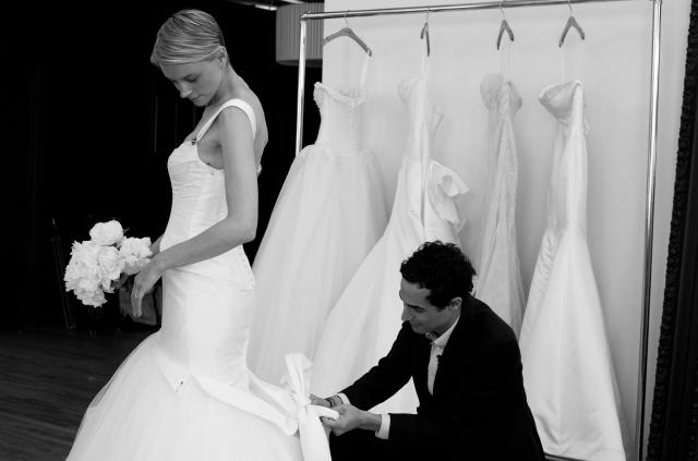 Vestidos de novia Zac Posen a la medida de tu bolsillo