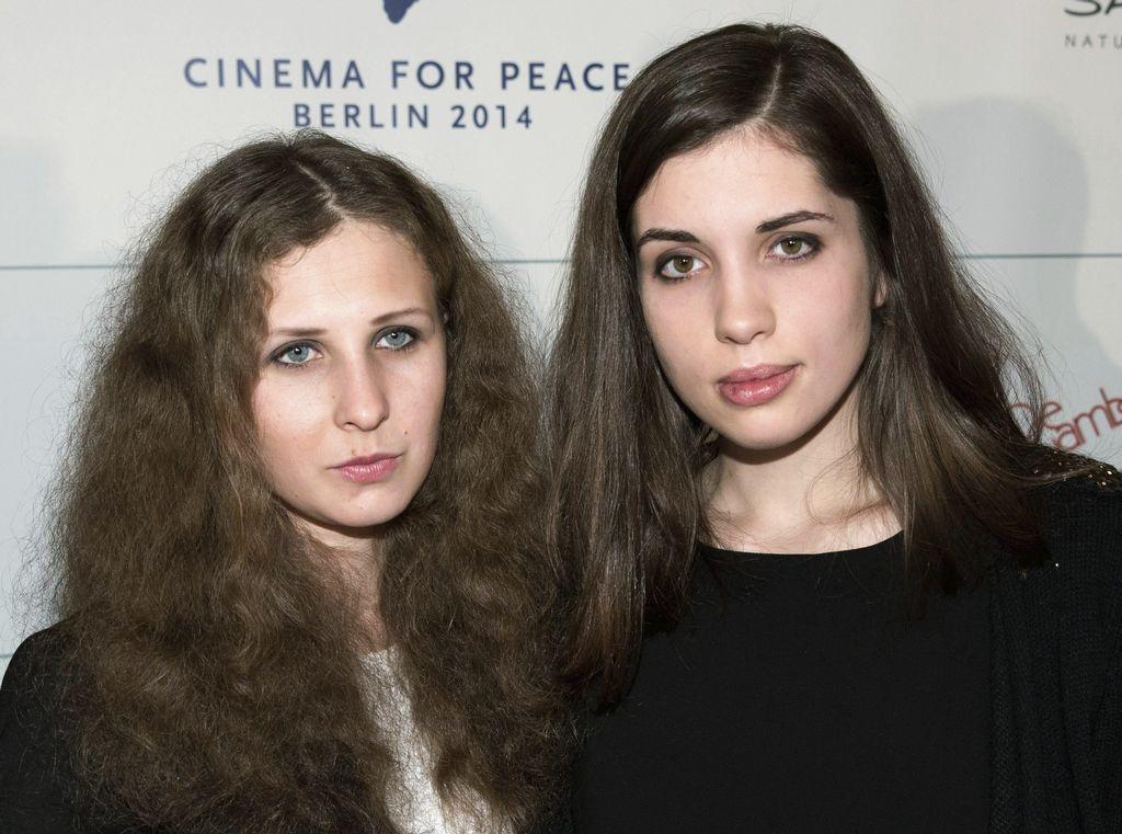 Dos Pussy Riot son detenidas en Sochi