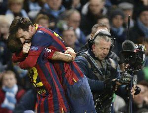 """""""El resultado podía haber sido un poquito mejor"""", Alves"""