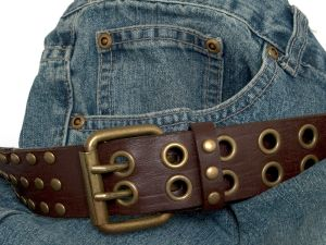 Style tips: accessorizing blue jeans for winter