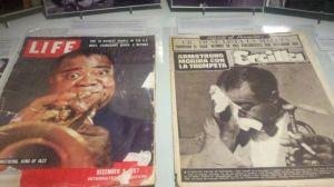 Exhiben en NYC gira de Louis Armstrong por Sudamérica
