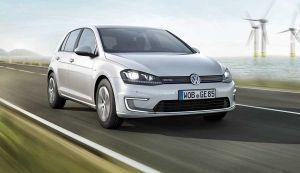 Volkswagen comienza a comercializar el Golf eléctrico
