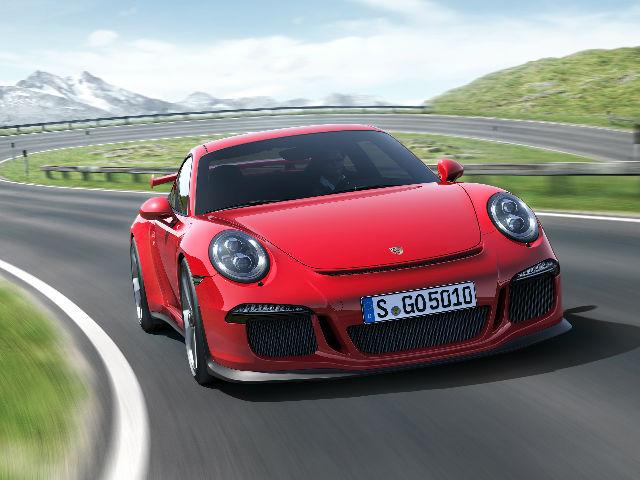 Porsche llama a revision el 911 GT3