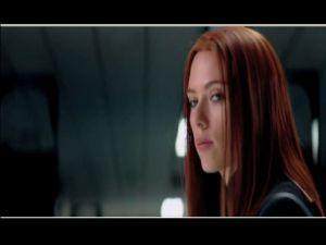Scarlett Johansson cambia look de la 'Viuda Negra' en 'Capitán América'