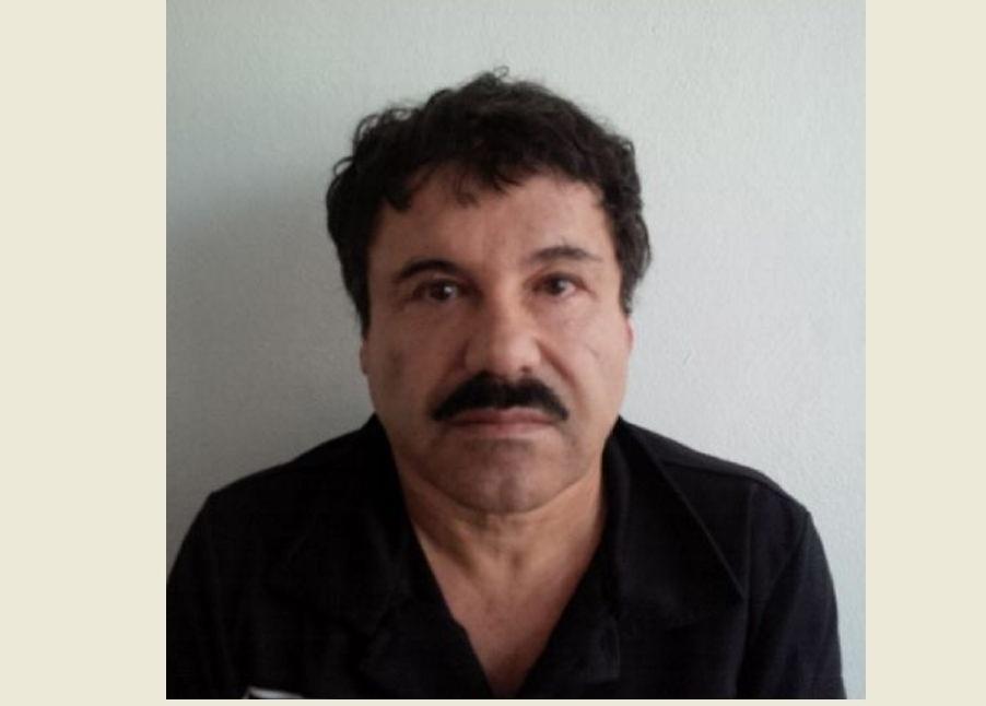 """""""El Chapo"""" Guzmán enfrenta decenas de cargos en EEUU"""