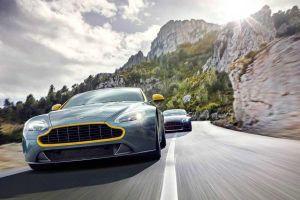 Nueva edición especial de Aston Martin para Ginebra