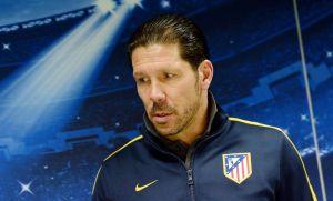 Atlético de Madrid está satisfecho con el trabajo de Simeone