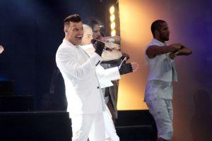 Ricky Martin triunfa en Viña del Mar