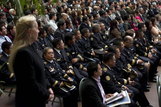 Guatemala regionalizará a la Policía