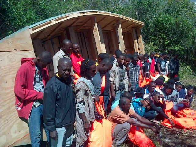 Aumentan a nueve los yoleros haitianos fallecidos
