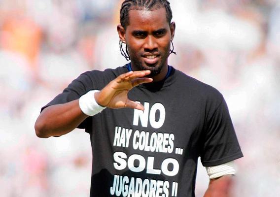 Antecedentes racistas en el fútbol mexicano