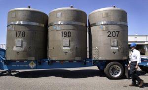 Trece empleados contaminados con radiación en Nuevo México