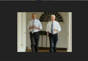 Obama le gana a Biden en carrera en la Casa Blanca