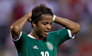 Giovani es baja del 'Tri' por lesión, llaman a Jiménez