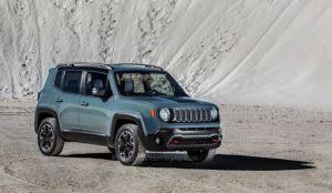 Jeep presenta su nuevo SUV subcompacto Renegade