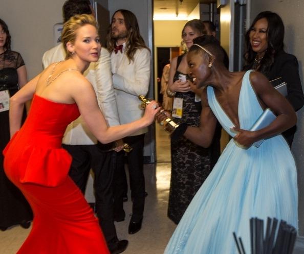 Ni de Kenya ni de México el Oscar de Lupita Nyong'o
