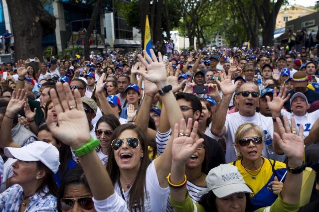 Crisis  de Venezuela sobrepasa  frontera