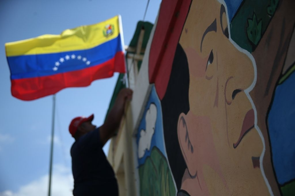 Maduro busca mantener viva la imagen de Hugo Chávez
