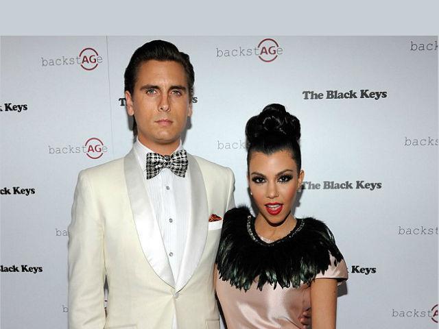 Kourtney Kardashian y Scott Disick quieren casarse en México
