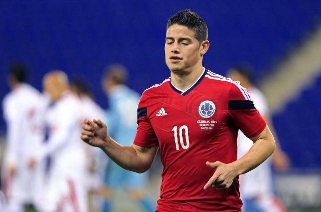 Colombia no pudo hallar su fútbol frente a Túnez