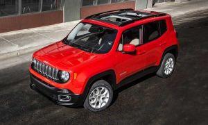 Renegade, el Jeep más pequeño