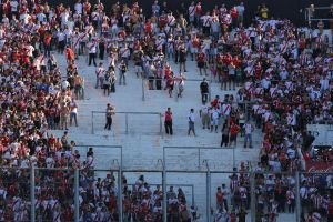 Alerta en el Monumental: en River temen nuevo cruce entre barrabravas