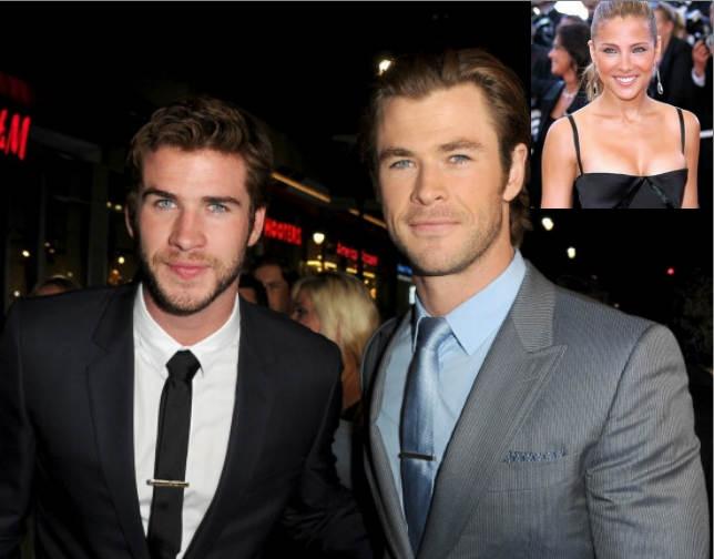 Liam Hemsworth se acostaría con la mujer de su hermano