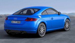 Desvelan la tercera generación del Audi TT